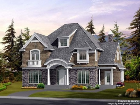 Newly built craftsman series home classic homes for Classic home builders