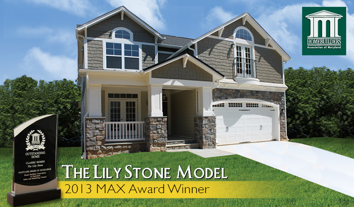 award winning custom home in Bethesda MD
