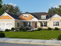 Ranch Series - plans for single level living - Clic Homes on rambler house plans with basements, rambler house plans northwest, ranch house plans in maryland,
