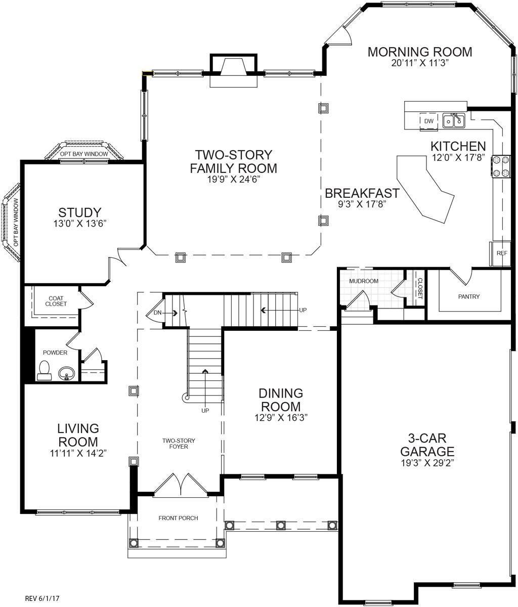 the hampton ii classic homes