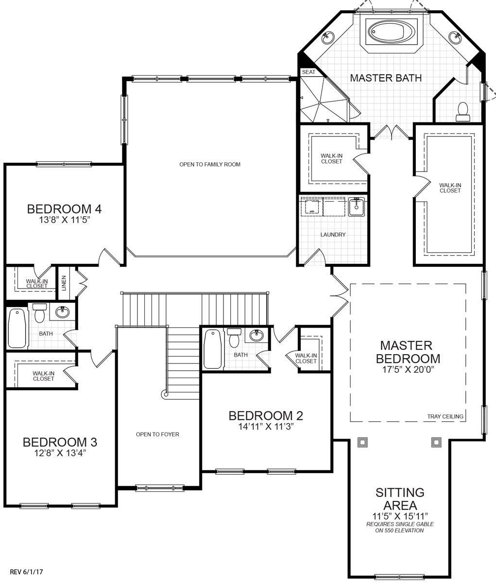 The hampton ii classic homes for Classic homes floor plans