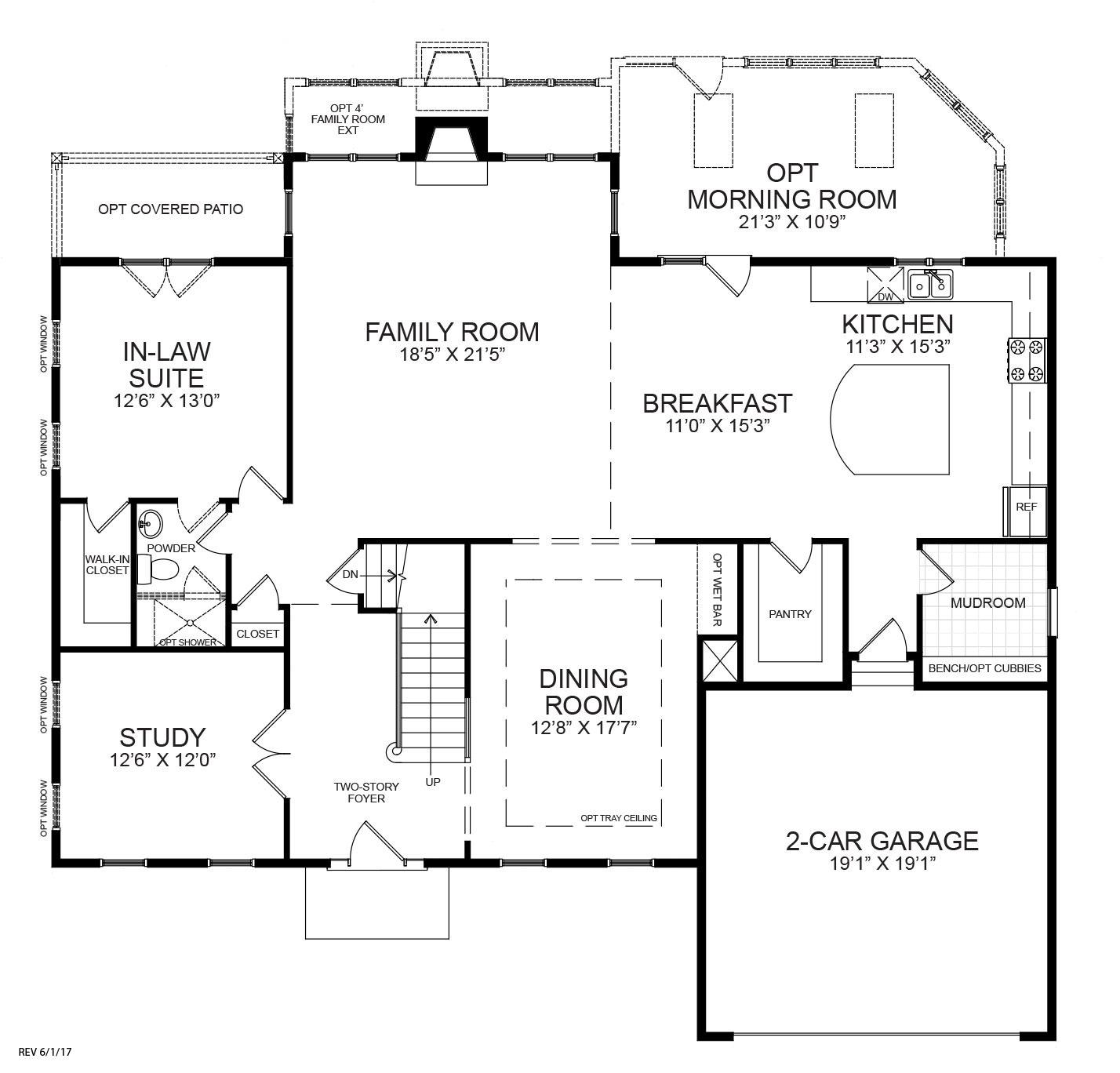 The monticello classic homes for Monticello floor plan