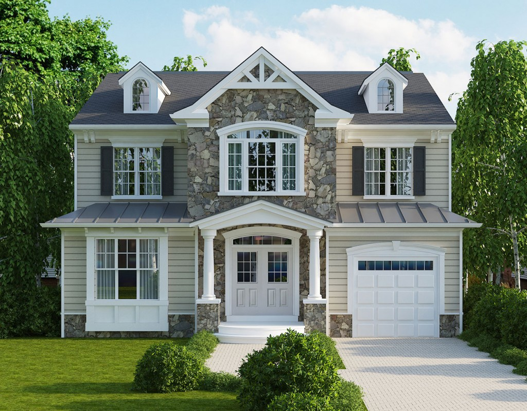 The chatham classic homes for Classic home builders