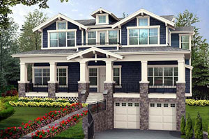 Open House: Craftsman Series - The Rosedale